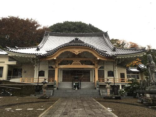 町田市祥雲寺