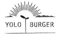 YOLO BURGER ロゴ