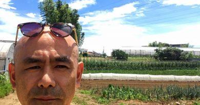 卵屋の畑日記・淵野辺ふれあい農園6月の様子