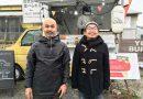 YOLO BURGERにFM横浜の穂積ユタカ(ホズミン)が来てくれました